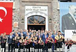 Ankara 95. yılını coşkuyla kutladı