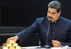 Son dakika... Bomba iddia İngiltere Venezuelanın altınlarına el koydu