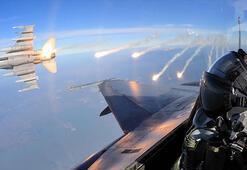 Bakanlık duyurdu Irakın kuzeyine hava harekatı düzenlendi