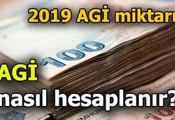 2019 Asgari Geçim İndirimi miktarı ne kadar (AGİ)