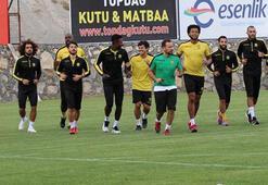 Evkur Yeni Malatyasporda Sivasspor maçı hazırlıkları sürüyor