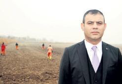 Hükümlüler, yerli tohum ekip biçiyor