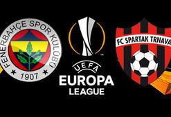 Fenerbahçe Spartak Trnava maçı saat kaçta hangi kanalda İşte ilk 11ler ve yayıncı kuruluş