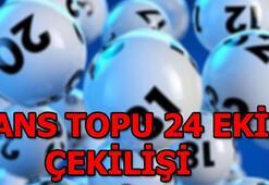 Şans Topu sonuçları açıklandı (MPİ 24 Ekim Şans Topu çekilişi)