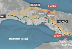 Son dakika: Bugün açılıyor... İstanbul Havalimanına ulaşım kısalacak