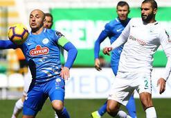 Atiker Konyaspor-Çaykur Rizespor: 0-2