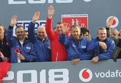Bakan Kasapoğlu: Sağlık için yürüyoruz, koşuyoruz