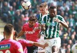 Bursaspor - Kasımpaşa: 1-2