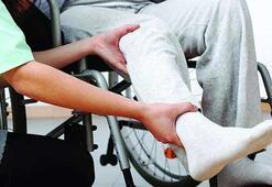 Felçli hastaları yürüten yeni bir cihaz geliştirildi