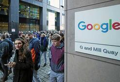 Google çalışanlarından cinsel taciz protestosu