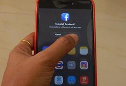 Facebook hesabınız 30 gün dolduğu anda silinecek