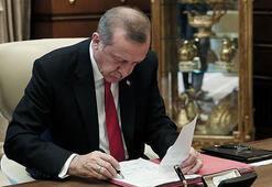 Cumhurbaşkanı Erdoğan imzaladı Yeni dönem başlıyor