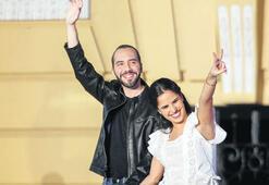 El Salvador'a Osmanlı torunu başkan