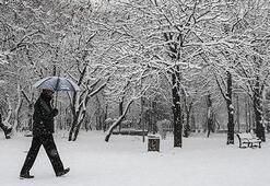 Meteorolojiden 5 il için sağanak ve kar uyarısı