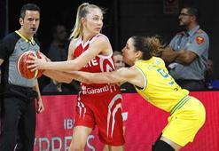 Avustralya: 90 - Türkiye: 64