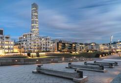 İsveçi Avrupaya bağlayan kent Malmö