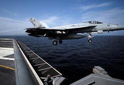 Son dakika: Savaşın ayak sesleri: ABD uçak gönderdi