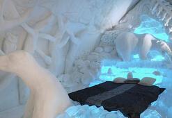 Dünyanın en ilginç buz otelleri