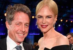 Hugh Grant ve Nicole Kidman aynı dizide