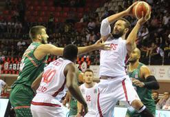Gaziantep Basketbol -  Banvit: 73-69
