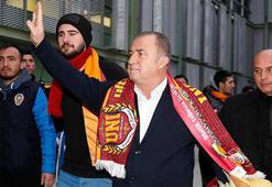 Galatasaray, İzmire geldi