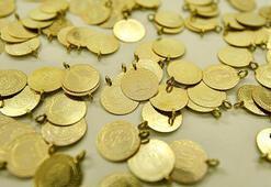 Altının gram fiyatı ne kadar oldu Çeyrek, yarım ve tam altın fiyatları
