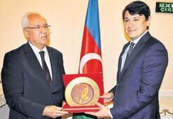 Azerbaycan bakanlığı Selvitopu'nu ağırladı
