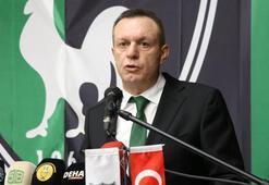 Ali Çetin: Tek hedefimiz Denizlisporu şampiyon yapmak