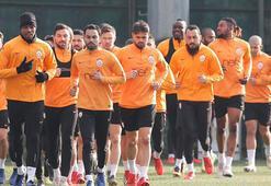 Galatasarayda Antalya mesaisi