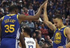 Golden State Warriors, Denver Nuggetsa fark attı