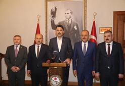 Bakan Murat Kurum: 4-5 günde yüzde 50 azaldı
