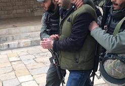 İsrail güçleri İslami Cihad yöneticisini gözaltına aldı
