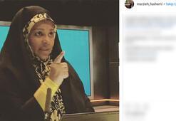 İranlı spiker ABDde gözaltına alındı