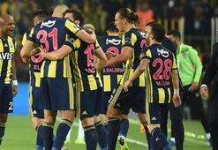 Fenerbahçe - Aytemiz Alanyaspor: 2-0