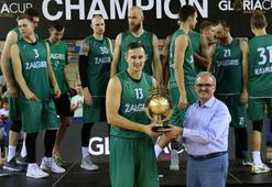 Gloria Cupta şampiyon Zalgiris Kaunas