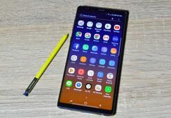 Samsung Galaxy Note 9 bir anda alev aldı