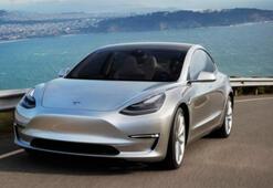 Tesla Model 3 için sipariş almaya başladı