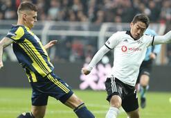 Nefes kesen derbi Beşiktaş - Fenerbahçe: 3-3