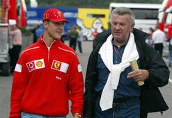 Schumacher'in eski menajeri Weber: 'Artık bizim elimizde değil'