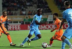 Aytemiz Alanyaspor - Trabzonspor: 1-0