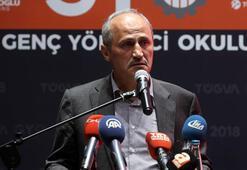 Bakan Turhan genç yönetici adaylarının ilk dersine girdi