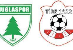 Tirespor ve Muğlaspor evinde terliyor