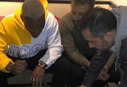 Malatyaspor, Bifouma ile 1.5 yıllık sözleşme imzaladı