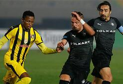 Altay ile İstanbulspor yenişemedi