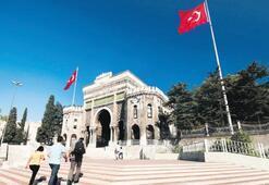 Basında en çok İstanbul Üniversitesi yer aldı