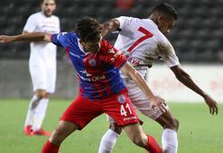 Gazişehir Gaziantep: 1 - Altınordu: 0