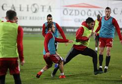Sivasta 3 futbolcu kamp kadrosuna alınmadı