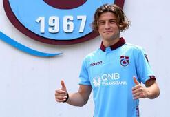 Trabzonsporda Berkay Sefa Kara dikkat çekiyor