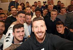 Fenerbahçeden Galatasaray-Benfica maçı sonrası paylaşım