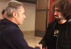 Sadık Çiftpınar, Fenerbahçe kampına katıldı